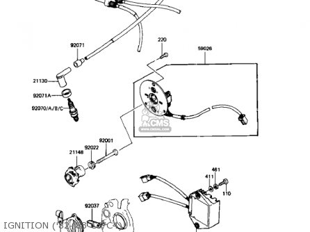 k z 550 wiring diagram for a to  k  wiring diagram