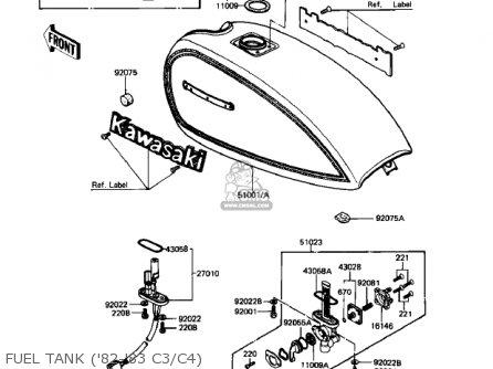 1981 Kawasaki Wiring Diagram