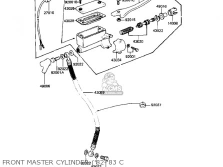 Kz1000 Polouse Wiring Diagram