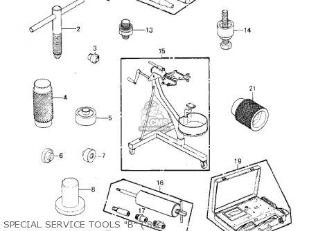Wiring Diagram For 1983 Kawasaki 750 Ltd