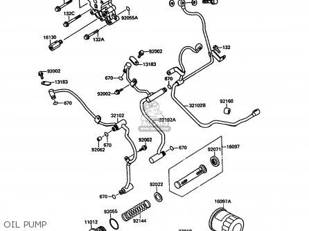 Shovelhead Engine Diagrams