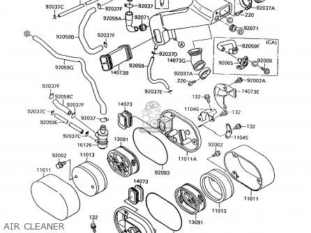 1992 Klr 650 Wiring Diagram
