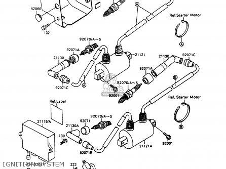 Kawasaki Vn1500a9 Vulcan 88 1995 Usa California Canada Parts Lists