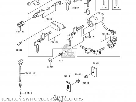 Vulcan 800 Wiring Diagram