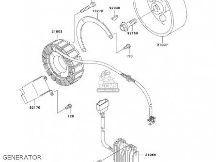 Kawasaki Zx9r Wiring Diagram