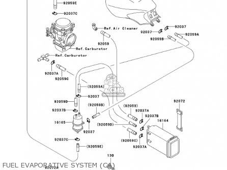 Kawasaki Mule 550 Ignition Wiring Diagram