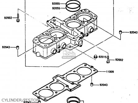 Partslist as well Partslist together with H 10 likewise Partslist besides Partslist. on zx600 crankcase cover