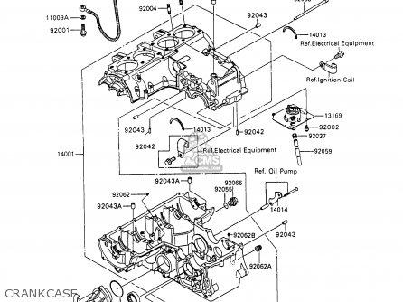 Kawasaki Mule Engine Diagram