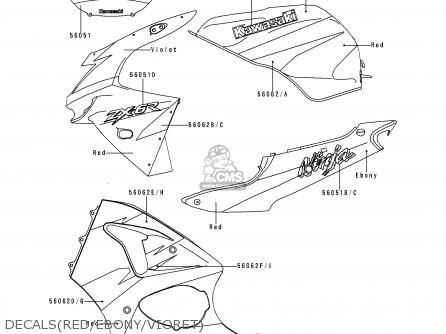 Wiring Diagram For Kawasaki Zx6r