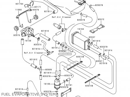 92 Vulcan 88 1500cc Wire Harness