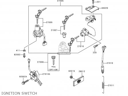 1966 Ford Ignition Switch Wiring Diagram
