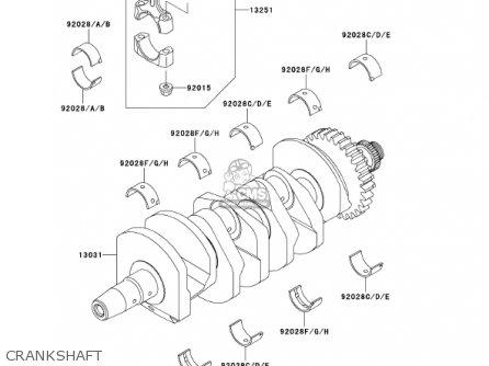 Kawasaki Zx600j3 Ninja Zx6r 2002 Usa California Canada Parts Lists