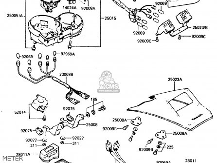 2007 Klx250s Wiring Diagram