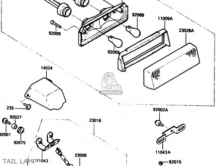 headlight tail light wiring diagram with Kawasaki Vulcan 750 Wiring Diagram on T6709801 2006 gmc sierrra 2500 hd diesel additionally Chevrolet Express Van Wiring Diagram further Discussion T7047 ds562821 furthermore Denali Map Sensor Location 2003 as well T26710665 Parking light fuse location in 2000 ford.