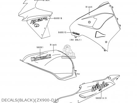 Kawasaki Wiring Schematics 1998 Zx9r Zx900c