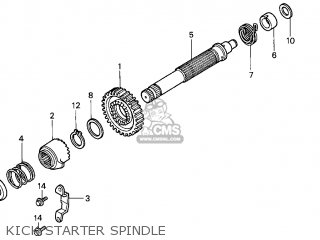 SPINDLE,KICK STAR