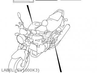 Label, Vacuum Hose Routing photo