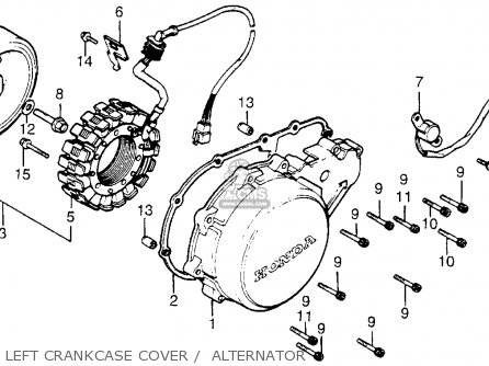(11395MF5306) GASKET,L.COVER