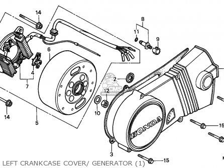 flywheel comp fits h100s 1984 e egypt csw order at cmsnl rh cmsnl com Honda Civic Wiring Schematics Honda Motorcycle Wiring