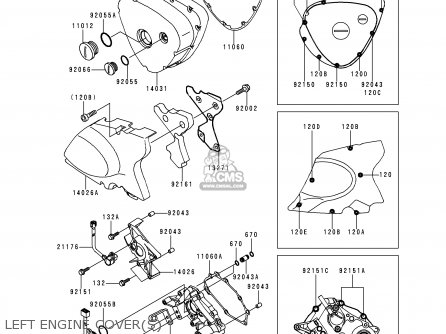2010 Kawasaki Teryx Engine Diagram ATV Engine Wiring