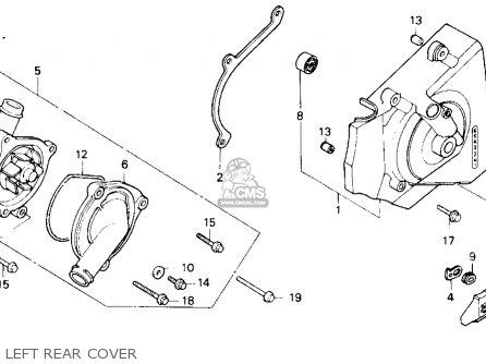 Honda Cb400f 90 Cb 1 Parts