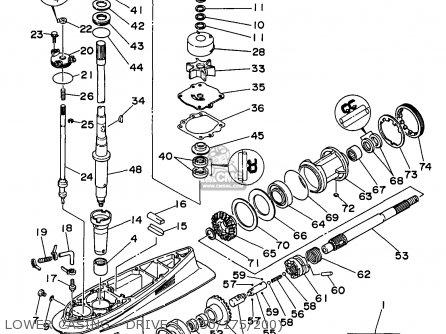 Yamaha 1999 Sx150txrx Sx150txr Outboard Motorcycle Parts