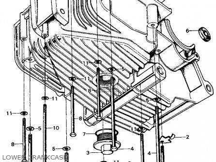Crankcase Under photo