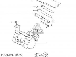 suzuki bandit fuse box location plate fuse box for gsx650f 2008  k8  usa  e03  order at cmsnl  plate fuse box for gsx650f 2008  k8