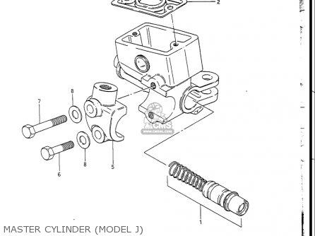 Cylinder Assy, Master photo