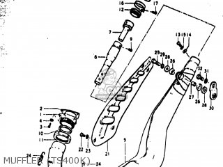 (14183-16400) HOLDER,EXHAUST PIPE CLAMP
