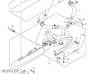 Bracket, Muffler Support photo