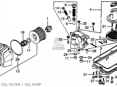 Pump Assy.,oil photo