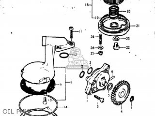Pump Assembly, Oil photo