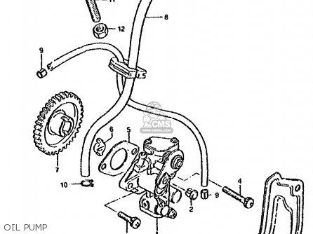 Suzuki 1972 Ts185j Ts185 Sierra Dual Sport Motorcycle Parts