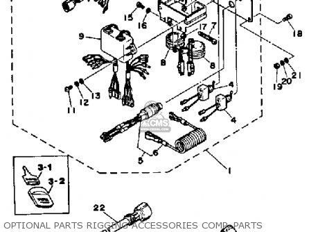 Wiring Diagram Motorcycle Horn