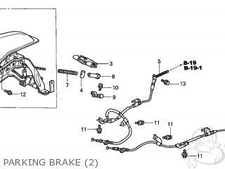 Switch, Hand Brake photo