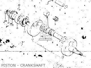 (12200-30500) CRANKSHAFT ASSEMBLY