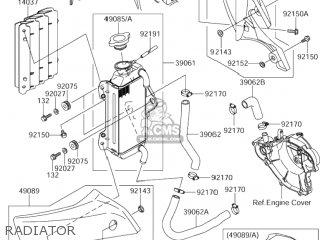 Shroud-engine, Lh photo