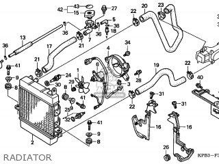 (19010KTB003) RADIATOR COMP