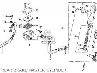Wiring Diagram For 05 Cbr 600 Rr
