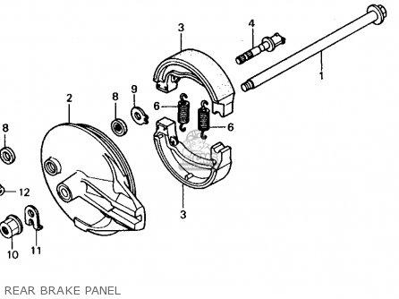 Axle, Rr.wheel photo