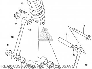 Absorber Assy, Rr Shock photo