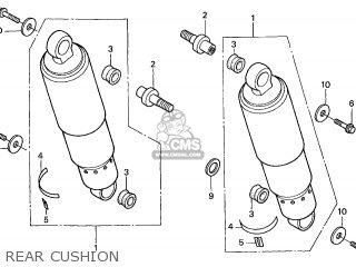 vtx 1300r wiring diagram database Honda VTX 1300R Hard Bags 52400mea671 cushion assy rear honda buy the 52400 mea 671 at cmsnl vtx 1800c vtx 1300r
