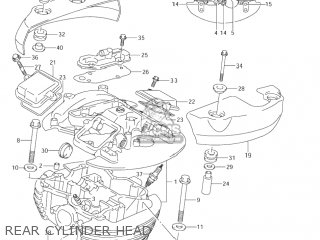 Cap, Cylinder Head Cover Rr photo