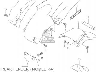 Mudguard, Rr Fender Fr photo