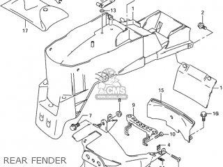Fender, Rear, Front photo