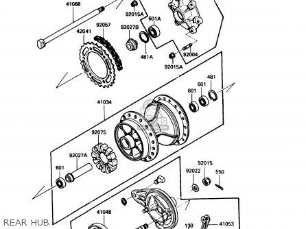 bearing ball 6004u for kl650e9f klr650 2009 usa order at cmsnl 700 Yamaha Tenere bearing ball 6004u photo the kl650e9f klr650