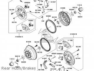 Panel-assy-brake, Rr, R photo