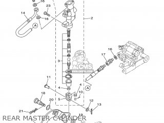 Rr. Master Cylinder Assy. photo