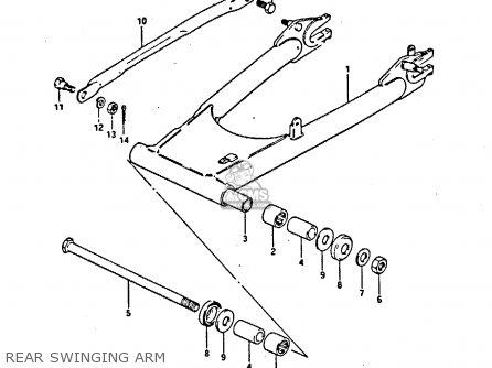 Arm, Rear Swing photo